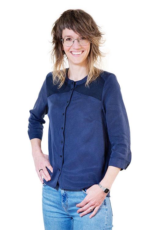 Miriam van der Velde